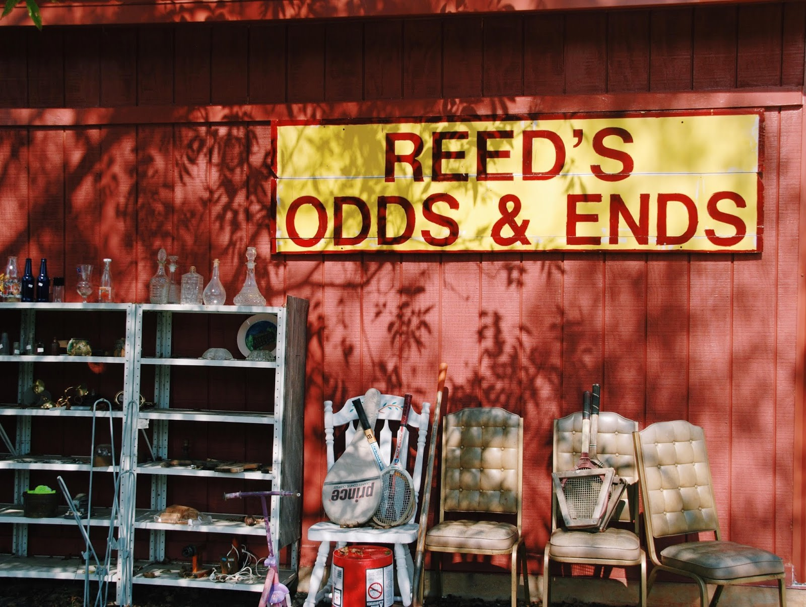 Reed's Odds & Ends