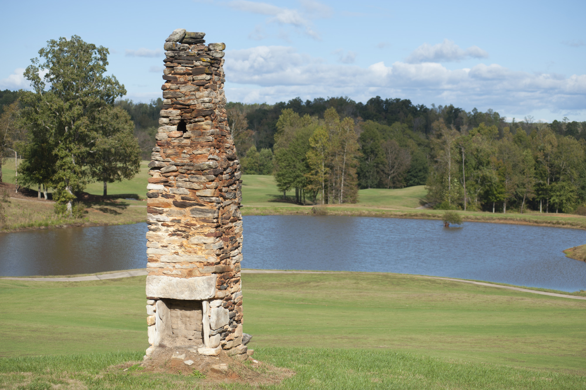 Chimney Oaks Golf Club in Homer, Georgia