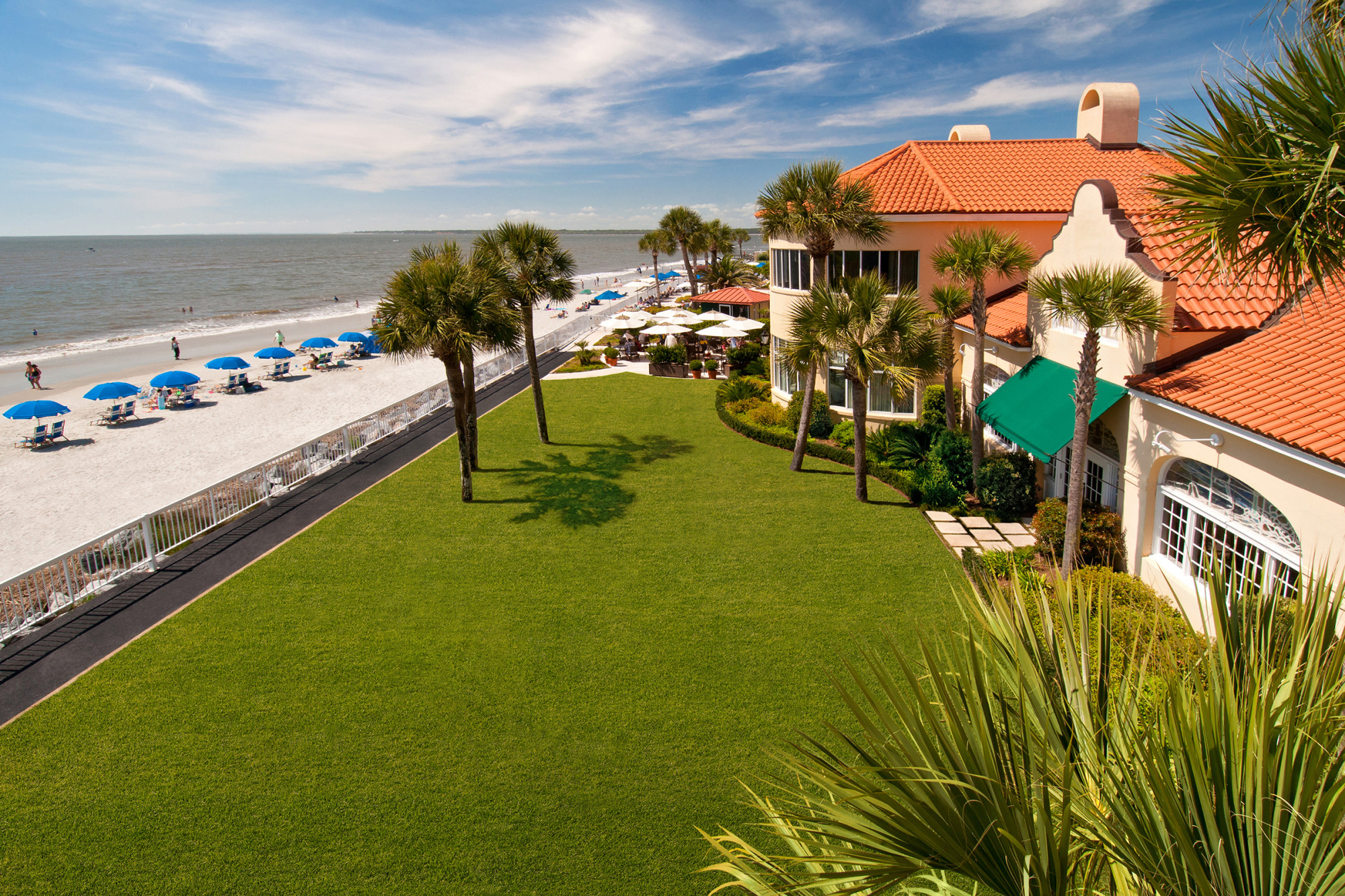 7 Popular Places To Stay On St. Simons Island