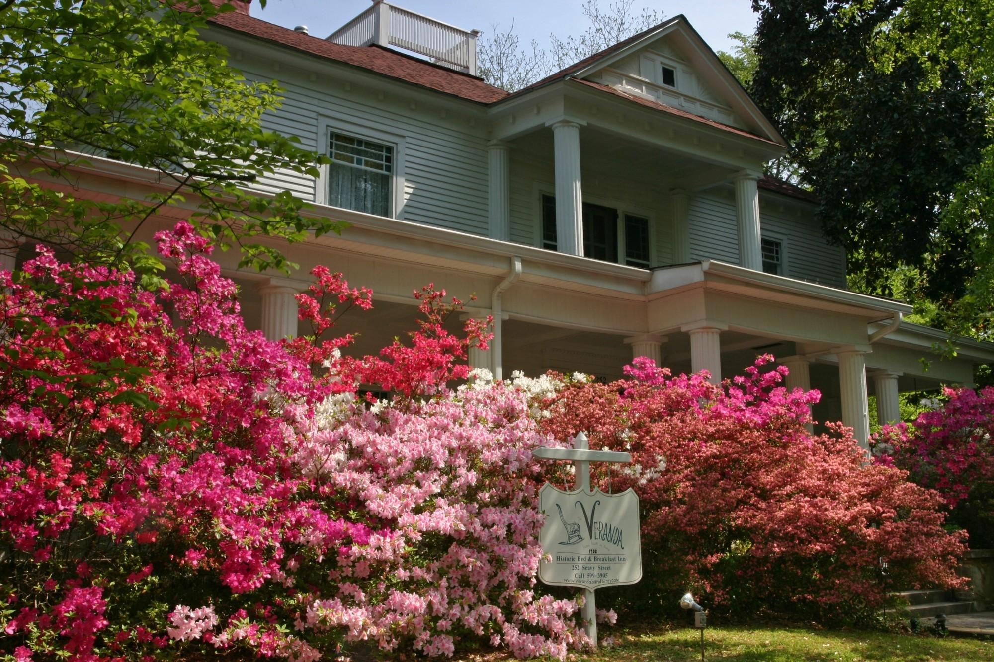 The Veranda Historic Bed Breakfast Inn Official Georgia Tourism