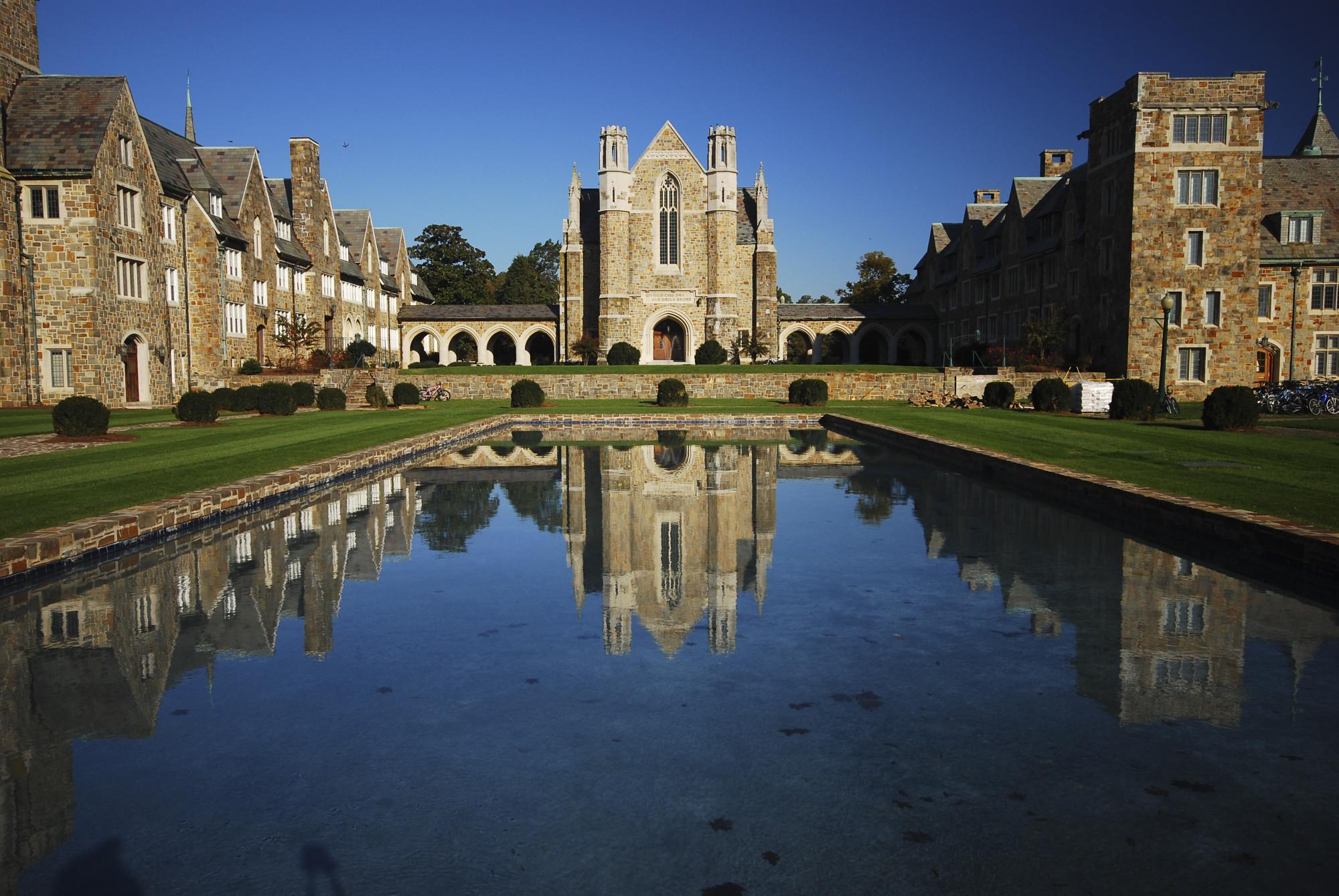 Ford Athens Ga >> Berry College   Official Georgia Tourism & Travel Website ...