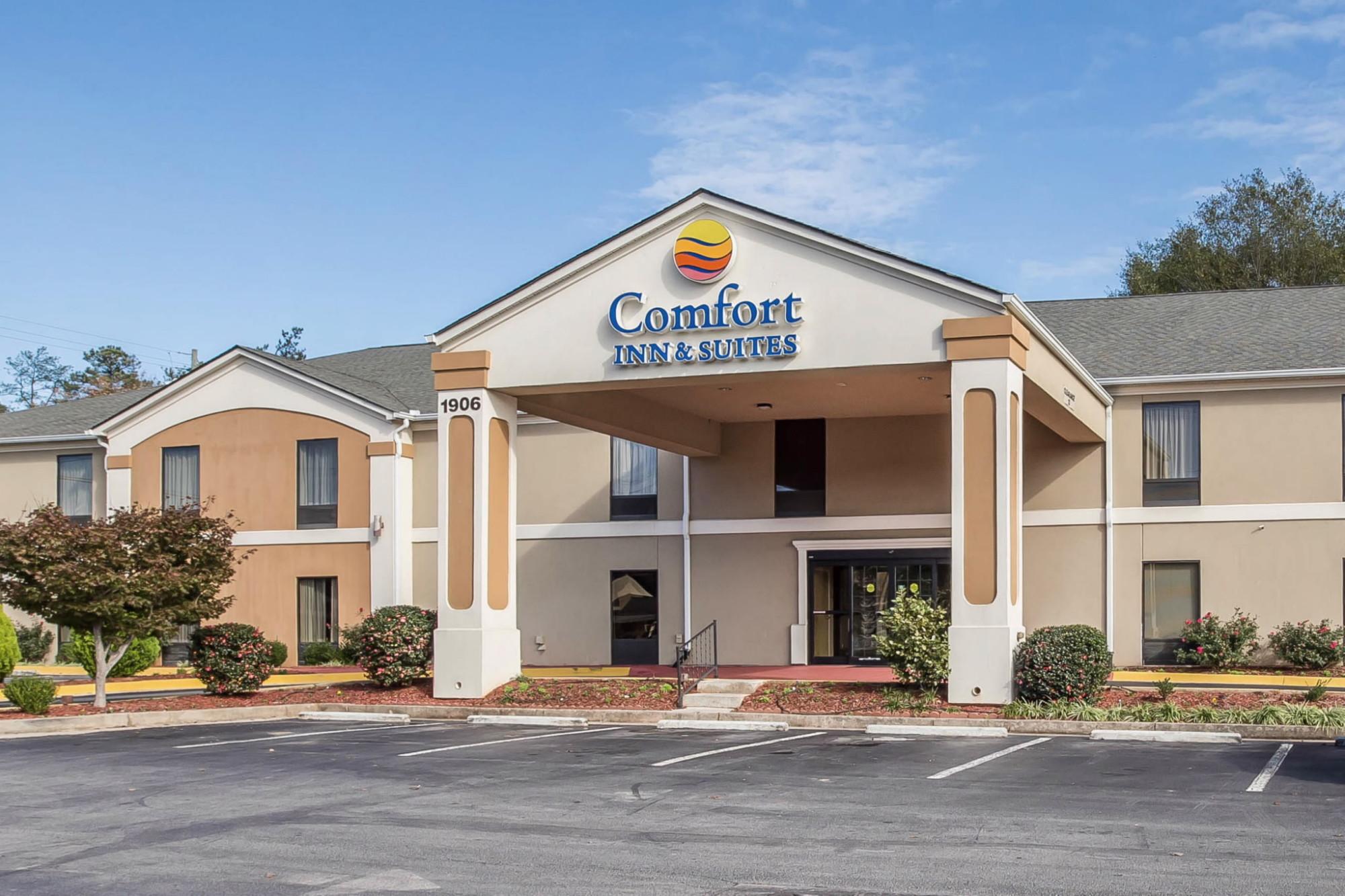 Comfort Inn Amp Suites Griffin Official Georgia Tourism