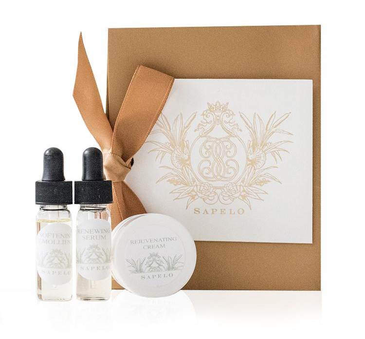 Discovery kit from Sapelo Skin Care