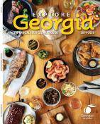 Explore Georgia State Culinary Guide 2019-2020