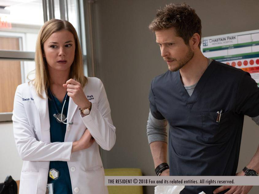 The Resident S2
