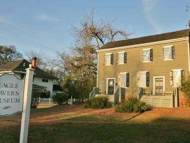 Eagle Tavern Museum in Watkinsville
