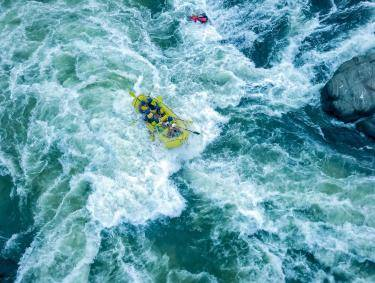 Rafting in Columbus with Whitewater Express
