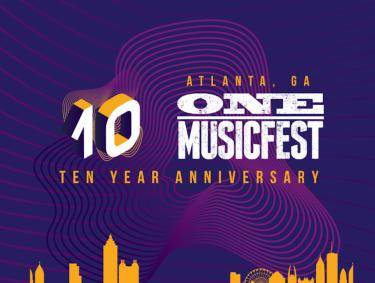 ONE Musicfest graphic