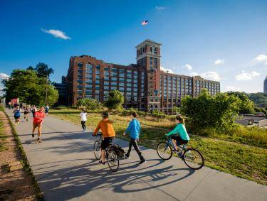 Atlanta BeltLine and Ponce City Market