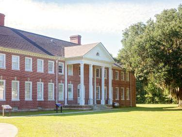 Historic Dorchester Academy in Midway, Georgia