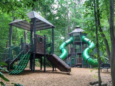 Dunwoody Nature Center Playground