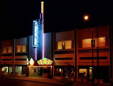 The Grand Theatre in Fitzgerald, Georgia