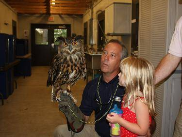Georgia Southern Center for Wildlife Education