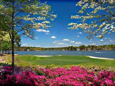 Golf on Lake Oconee