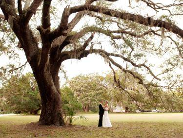 Weddings at the Greyfield Inn on Cumberland Island, Georgia