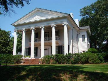 Historic Oak Hill in Rome, Ga.