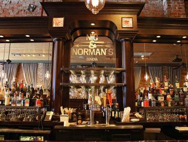 Nic & Norman's in Senoia, Georgia