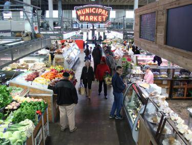 The Municipal Market in Atlanta