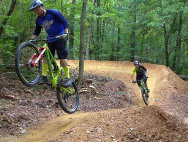 Mo Flow Mountain Bike Trail