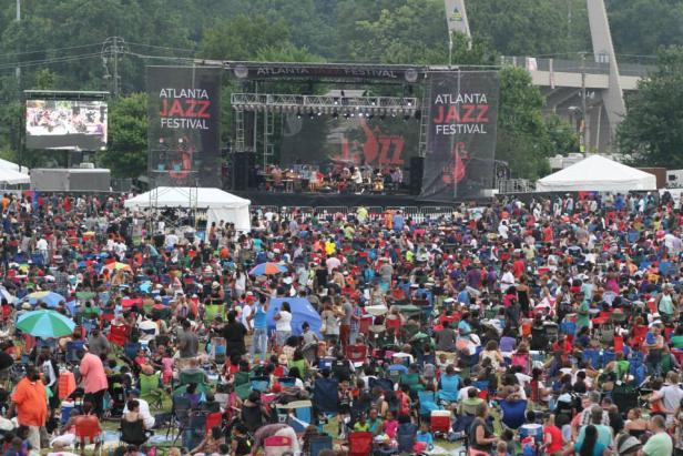 Atlanta Jazz Festival 2020 Lineup.10 Can T Miss Atlanta Music Festivals Official Georgia