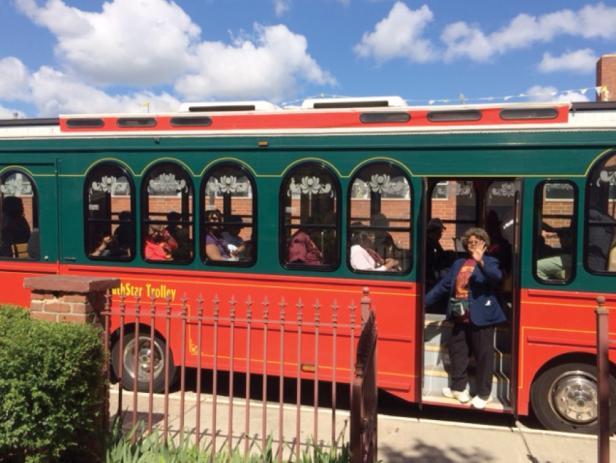 Augusta Black Heritage Trolley Tour