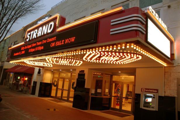 Movie theatre marietta georgia