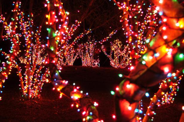 Magical Nights of Lights at Lanier Islands