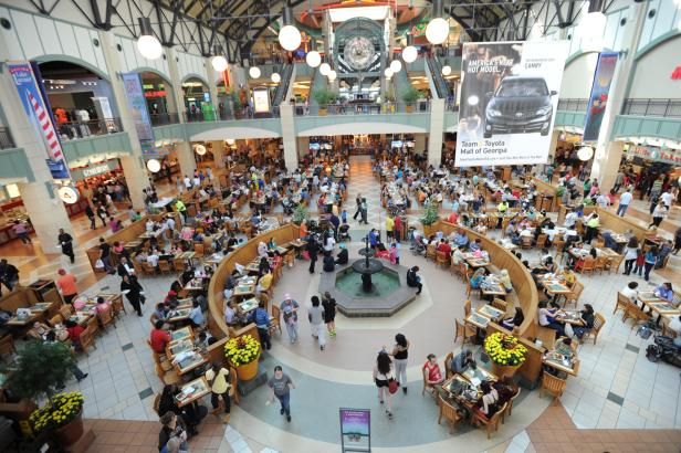 Five Great Places To Shop In Atlanta With Kids Official
