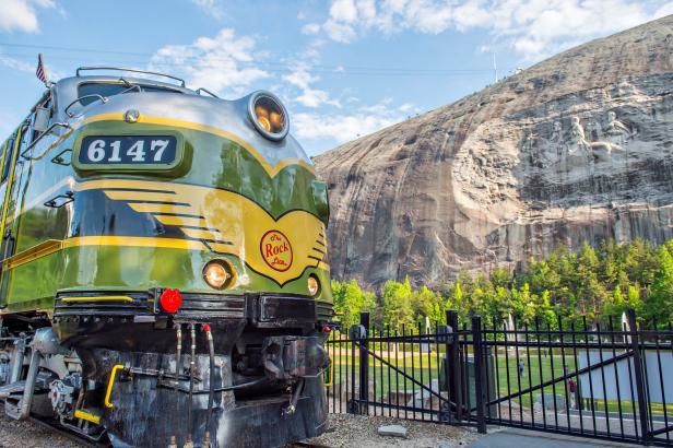 All Aboard These 9 Georgia Train Rides | Official Georgia Tourism
