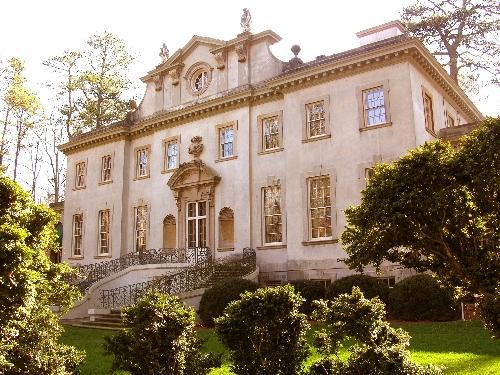 10 Historic Georgia Homes To Tour Official Georgia Tourism
