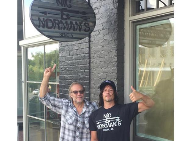 Nic & Norman's in Senoia, Georgia