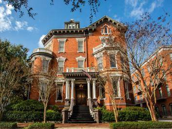 The Kehoe House Historic B&B in Savannah, GA
