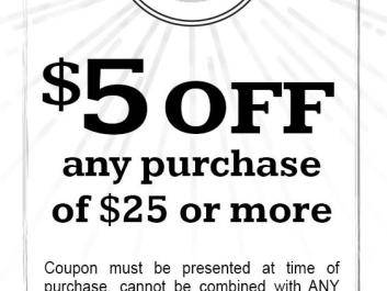 Dub's Pub coupon for Explore Georgia guests