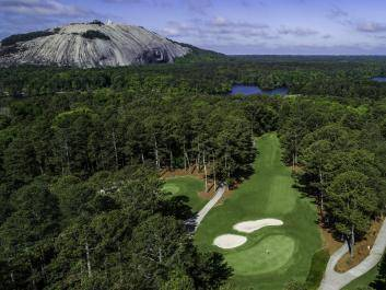 36 holes of golf at Stone Mountain Golf Club