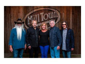Oak Ridge Boys at Mill Town Music Hall