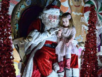 Victorian Christmas Festival - Visit with Santa