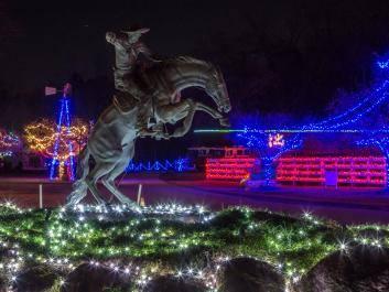 Country Christmas Nights at The Rock Ranch
