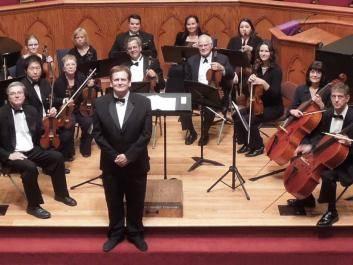 North Georgia Chamber Symphony, Inc. December 2012