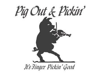 Pig Out & Pickin', an afternoon of food and music that is finger pickin' good.
