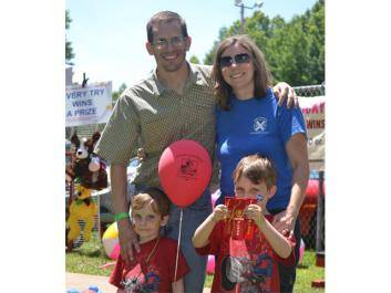Family fun at the Blairsville Scottish Festival & Highland Games!