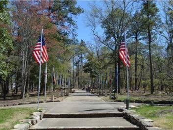 Flag Walk