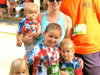 Firecracker 5k/10k & Family Fun Run