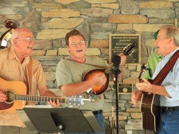 Music will be a part of Dahlonega's Trail Fest 2017