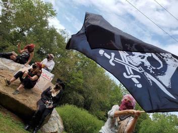 Wild Rumpus Pirate Brigade