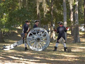 Fort Morris Re-enactment