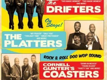 Drifters, Platters, Coasters
