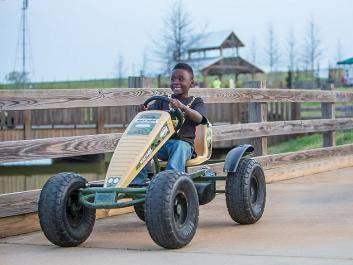 Get Outdoors for Adventure and Fun at The Rock Ranch
