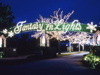 Beautiful entrance of Fantasy In Lights