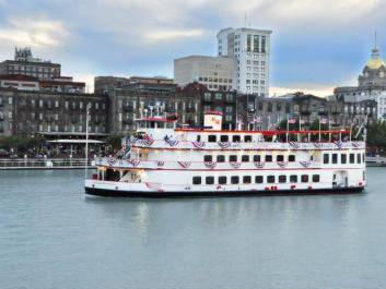 The Savannah River Queen