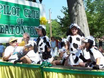Dairy Festival Parade
